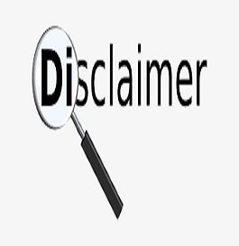 disclaimer nodepositcanada.ca